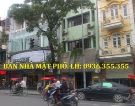 $$$ Bán Nhà Mặt Phố Nguyễn Hữu Huân, Hoàn Kiếm, 80m2, 6 Tầng, Thang Máy