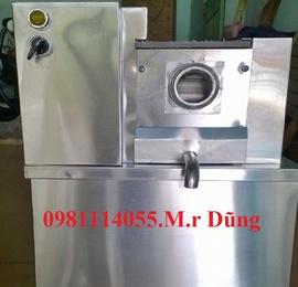 Địa chỉ cung cấp máy ép nước siêu sách hlc 400 có chân đế rẻ nhất thị trường
