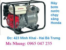 Báo giá máy bơm nước Honda chạy xăng GX160 giá rẻ