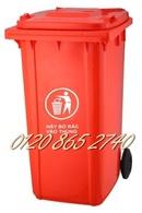 Khánh Hòa: Bán thùng rác 120L, thùng rác 240L, thùng rác 660L, thùng rác giá rẻ CL1644646