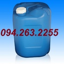 Tp. Hải Phòng: can nhựa ,can 20l, can 25l, can 30l, can nhua trang, can dung hoa chat CL1688364P6