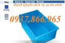 Tp. Hà Nội: rổ nhựa c3, sóng nhựa bít ,thùng nhựa đặc b5, khay nhựa công nghiệp hà nội CL1682092P10