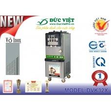 Đức Việt sản xuất và phân phối máy làm kem DVK32X