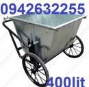 Tp. Hà Nội: xe rác, xe đẩy rác, xe rác 400l, xe gom rác, xe gom rác 500l, xe gom rác rẻ CL1680787