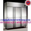 Tp. Hà Nội: Tủ đông inox công nghiệp, tủ đông mặt kính, chuyên bán tủ đông, tủ đông nhà hàng CL1682399P8