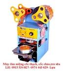 Tp. Hà Nội: Máy dán miệng cốc trà sữa, máy dán miệng cốc nước mía, máy dán miệng cốc ET-D6 CL1682092P6