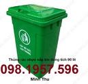Vĩnh Phúc: thùng rác nhựa, thùng rác đô thị, thùng rác y tế, thùng rác có bánh xe CL1689624P6