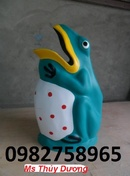 Tp. Hà Nội: thùng rác hình cá, thùng rác hình vịt, thùng rác rẻ, thùng rác CL1689624P6