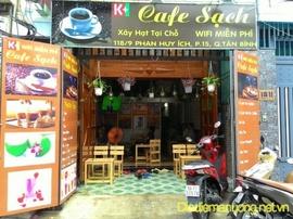 Nước Rong Biển, Nước Bông Cúc, Nước Sâm, Cafe