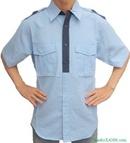 Long An: Bán đồng phục bảo vệ áo kaki thô nhiều màu kiểu sơmi tại Long An - ABH0001 CL1695280
