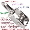 Tp. Hà Nội: 0968. 521. 058 bán Puli Inox 304, puli vuông, cáp bọc nhựa 1335 Giải Phóng HN CL1681411