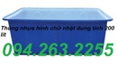 Tp. Hà Nội: thùng nhưạ 300l, thùng nhựa 750l, thùng nhựa 3000l, thùng nhựa lớn, thùng CL1689624P6