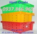 Hải Dương: thùng nhựa ,hộp nhựa, sóng nhựa, ,kệ nhựa dụng cụ, khay nhựa a5 CL1681613