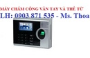 Tp. Hồ Chí Minh: Máy chấm công vân tay thẻ từ giá tốt nhất tại hcm CL1699610