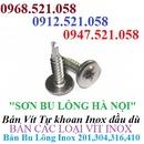 Tp. Hà Nội: 0947. 521. 058 bán vít tự khoan Inox M4 ở 1335 Giải Phóng Ha Noi bán Bulon CL1681613