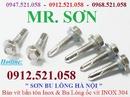 Tp. Hà Nội: 0913. 521. 058 bán vít bắn tôn Inox D5 tại 1335 Giải Phóng HaNoi bán BùLon CL1681613