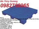 Tp. Hải Phòng: pallet, pallet kê hàng, pallet lót kho, pallet công nghiệp, pallet liền khối CL1689624P6