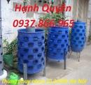 Thái Nguyên: thùng phuy nhựa giá rẻ, thùng phuy sắt 220lit, thùng phuy nhựa 160lit CL1681993