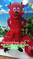 Tp. Hồ Chí Minh: Cho thuê thú nhồi bông mascot (pikachu, doreamon, mèo hello kitty, doreami, thỏ CL1681800