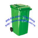Tp. Hồ Chí Minh: Thùng rác 240l, thùng rác nhựa có bánh xe CL1681888