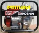 Bắc Ninh: kinh nghiệm mua máy bơm nước cứu hỏa koshin Sem50v của Nhật Bản CL1693959