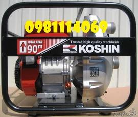 kinh nghiệm mua máy bơm nước cứu hỏa koshin Sem50v của Nhật Bản