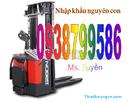 Tp. Hồ Chí Minh: xe nâng điện đứng lái PS15RM45, Xe nâng điện cao đứng lái PS15RM 0938 799 586 CL1682301