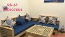 Tp. Hồ Chí Minh: May nệm ghế salon gỗ, nệm ghế gỗ simili quận 7 RSCL1677746