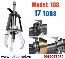 Cảo cơ khí vòng bi, bạc đạn 3 chấu, posilock 108, 17 tấn, có khóa an toàn