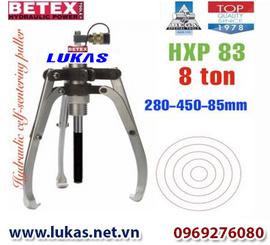 Cảo thủy lực 8 tấn, tự định tâm Bega Betex HXP83, 793600, BETEX - Hà Lan