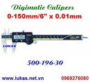 """Tp. Hồ Chí Minh: Thước cặp điện tử Mitutoyo 0-150mm/ 6"""" x 0. 01mm (500-196-30) CL1682598"""