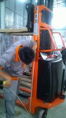 Tp. Hồ Chí Minh: Xe nâng bán tự động tải trọng 1 tấn CL1702578