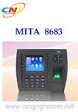 Tp. Cần Thơ: Cung Cấp Máy chấm công vân tay + thẻ cảm ứng MITA 8386 Tại Cần Thơ CL1683102