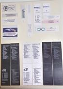 Tp. Hồ Chí Minh: Chuyên in ấn nhãn mác, tem nhãn cho các công ty xuất khẩu may mặc, giày da CL1684610