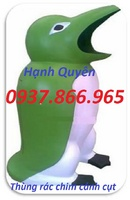 Tp. Hà Nội: Siêu thị khuyến mại thùng rác 120lit, thùng rác cá heo nhựa composite, túi rác y ế CL1684156