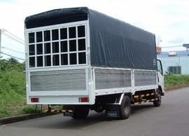 Chúng tôi nhận cho thuê xe hàng máy lạnh giá ưu đãi Hà Nội