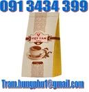 Tp. Hồ Chí Minh: in túi giấy kraft, in bao bì cafe, công ty in túi giấy cafe CL1616416P6