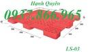 Tp. Hà Nội: pallet nhựa cũ giá cạnh tranh, pallet nhựa liền khối, pallet nhựa nâng hàng CL1683964