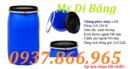 Phú Thọ: thùng phuy nhựa giá siêu rẻ, thùng phuy sắt cũ ,thùng nhựa 120lit có đai CL1683964