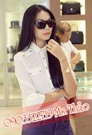 Tp. Hồ Chí Minh: Áo sơ mi nữ cá tính, áo sơ mi nữ dễ thương 0903 322 719 Ms. Thảo CL1684459