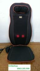 Tp. Hà Nội: Đệm massage toàn thân chính hãng Nhật Bản, đệm ghế mát xa vai gáy dùng trên ô tô CL1688931