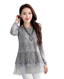 Tp. Hồ Chí Minh: Áo Kiểu Nữ Tay Dài 9051 CL1002024