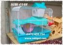Tp. Đà Nẵng: Bán sỉ, lẻ lồng chuồng nuôi chuột Hamster giá rẻ CL1688316
