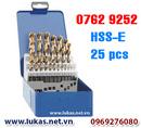 Tp. Hồ Chí Minh: Bộ mũi khoan 25 món XL - HSS-E Co5, 0762 9252, Matador - Germany CL1684207