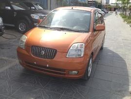 Auto Liên Việt Kia Morning Slx nhập fulloptions 2005