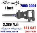 Tp. Hồ Chí Minh: Súng siết bulong bằng khí nén MÈO MẬP, đầu dài, 1 inch - 2. 440 Nm, 7000 0004 CL1684207