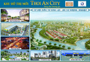 Tp. Hồ Chí Minh: z$*$. Sở hữu đất nền Thới An City 2 mặt view sống giá rẻ nhất, LH: 0907. 812. 829 CL1684728