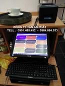 Tiền Giang: Máy tính tiền cảm ứng chuyên dùng cho Quán Cafe Sân Vườn Tại Tiền Giang CL1698915