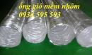 Tp. Hà Nội: . ống gió mềm nhôm phi 100, phi 125, phi 150, phi 200, phi 250, phi 300, phi CL1664222