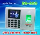 Tp. Hồ Chí Minh: máy chấm công bằng dấu vân tay, ưa chuộng nhất, máy chấm công giá rẻ CL1685602